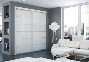 Custom Sliding Closet Door